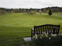 Forres Golf Course near Hopeman Holiday Cottage